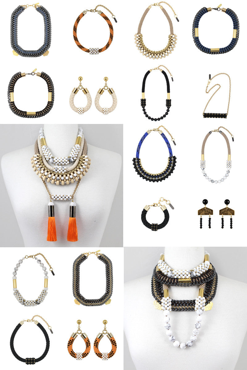 Sollis jewellery Nairobi collection