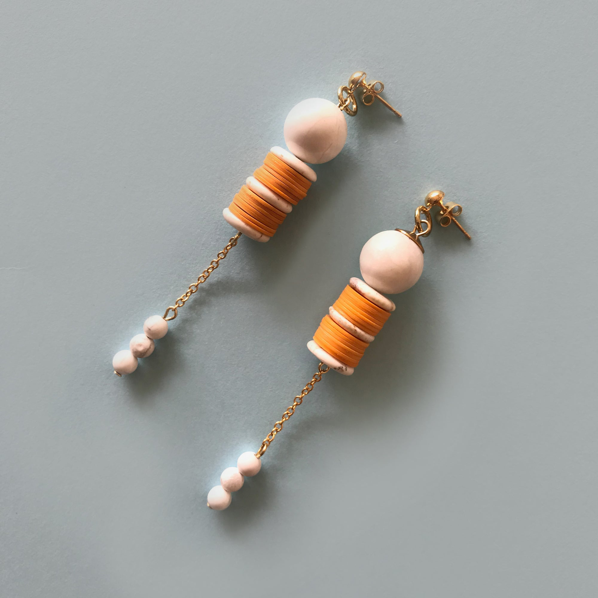 DECO DROP earrings