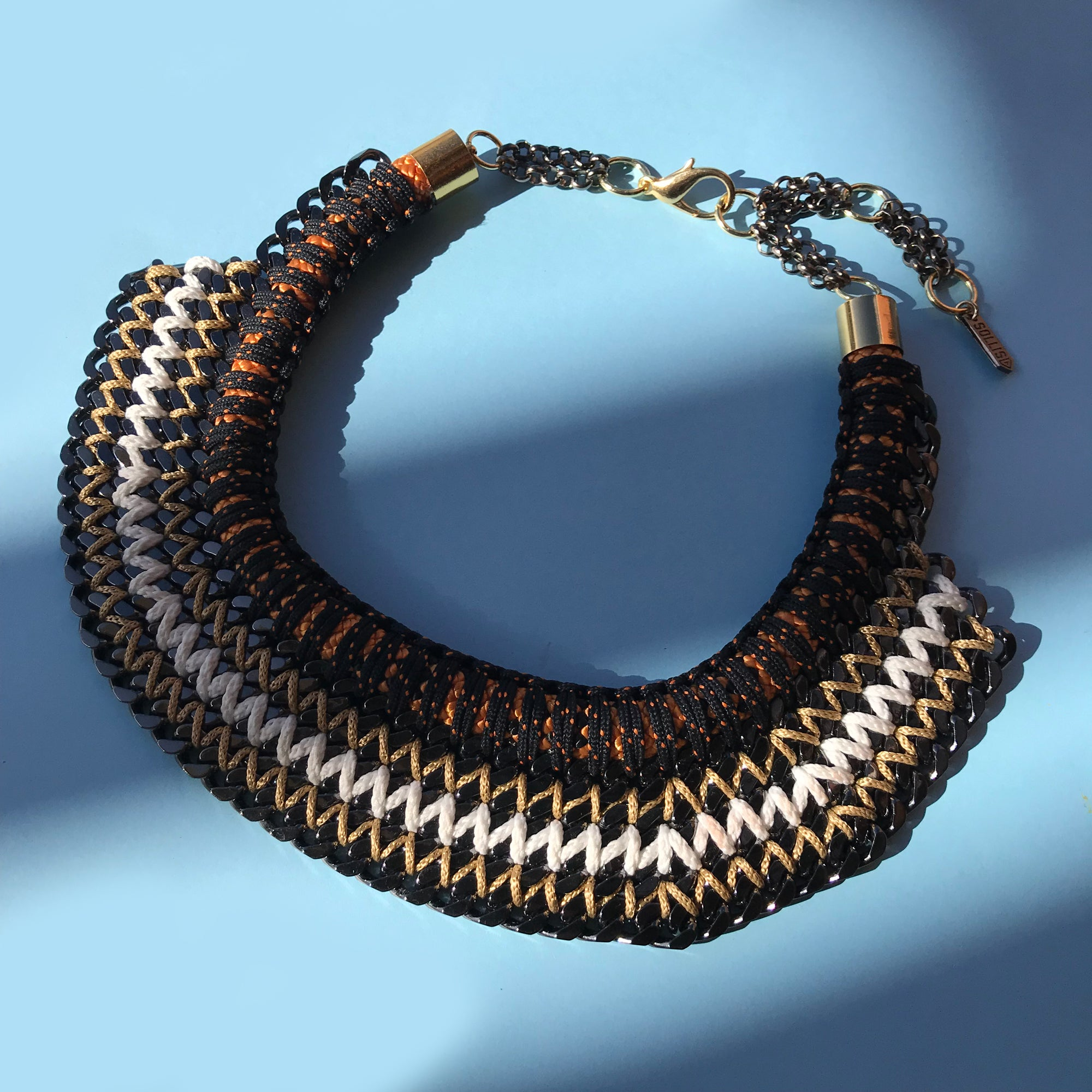 Unique necklace - No. 13 - 60% OFF