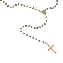 Smokey Quartz Rosary