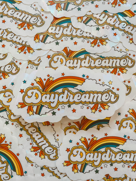 Daydreamer Prism Sticker
