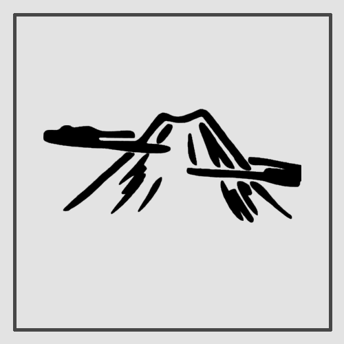 Semink-2 Week Temporary Tattoos-Mountain