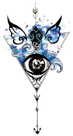 Semink-Tattoo Sticker-The Third Eye