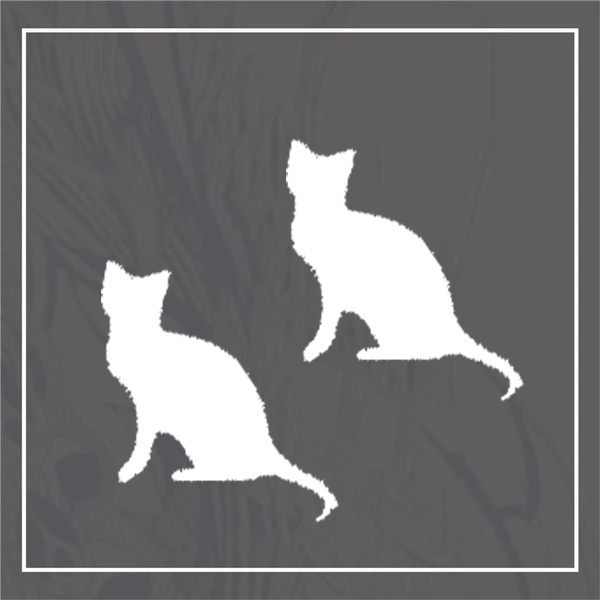 Semink-2 Week Temporary Tattoos-Cat
