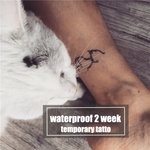Semink-2 Week Temporary Tattoos-Dog & Cat