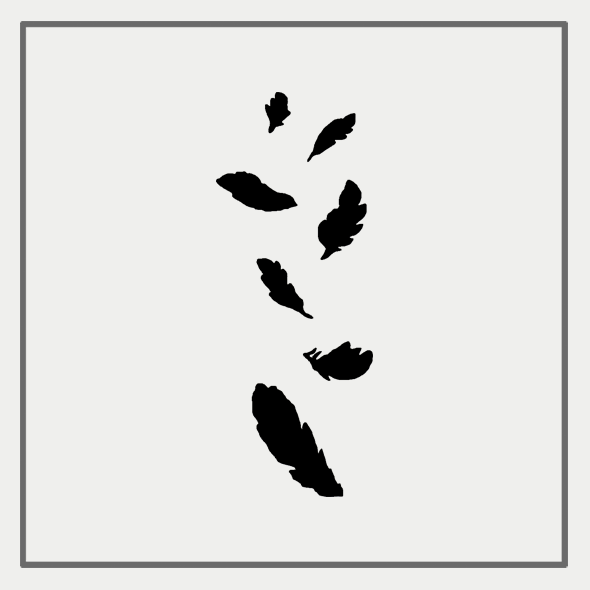 Semink-2 Week Temporary Tattoos-Plumage In The Wind
