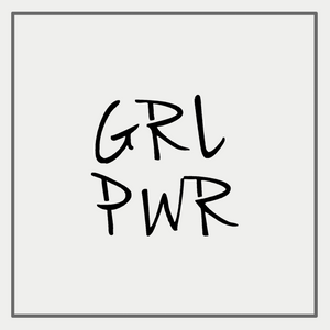 Semink-2 Week Temporary Tattoos-Girl Power