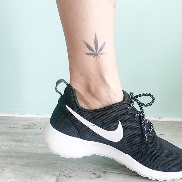 Semink-2 Week Temporary Tattoos-Leave