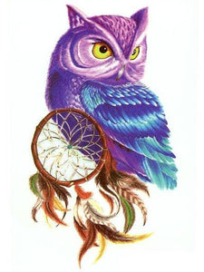Semink--PURPLE OWL & DREAMCATCHER-I