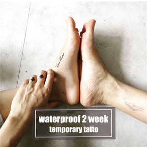 Semink-2 Week Temporary Tattoos-Poker