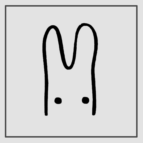 Semink-2 Week Temporary Tattoos-Rabbit Ears