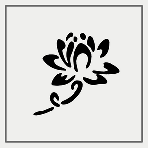 Semink-2 Week Temporary Tattoos-A Lotus