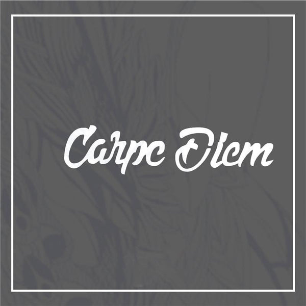 Semink-2 Week Temporary Tattoos-Caipe Diem