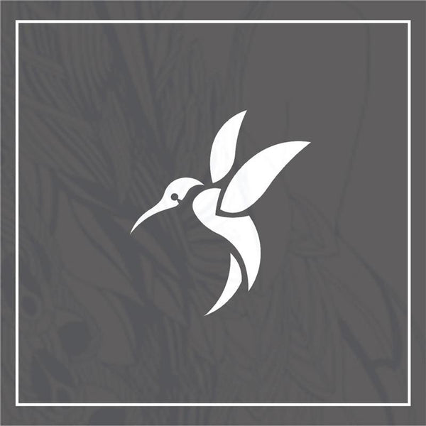 Semink-2 Week Temporary Tattoos-Bird