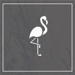 Semink-2 Week Temporary Tattoos-Flamingo