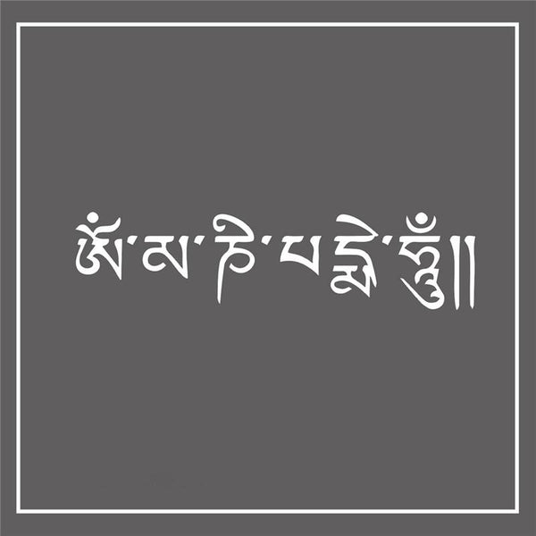 Semink-2 Week Temporary Tattoos-Sanskrit