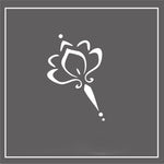 Semink-2 Week Temporary Tattoos-Lotus