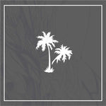 Semink-2 Week Temporary Tattoos-Coconut Tree