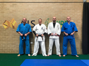 Jissen Budo Easter Training Camp 2020