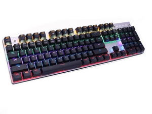 Zero Degrees - Mechanical Gaming Keyboard