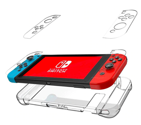 Nintendo Switch Clear Cases