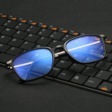 Load image into Gallery viewer, BluVoid Trimmed Rectangle Computer Glasses