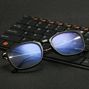 BluVoid Rounded Rectangle Computer Glasses