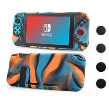 Load image into Gallery viewer, Nintendo Switch Soft Case with Thumb Grips