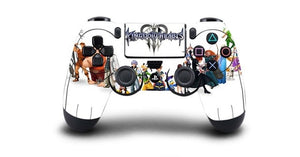 Kingdom Hearts 3 PS4 Controller Skin (1 Piece)