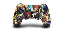 Load image into Gallery viewer, Kingdom Hearts 3 PS4 Controller Skin (1 Piece)