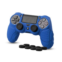 Load image into Gallery viewer, Silicone Super Grip Case for PS4 Controller