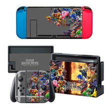 Load image into Gallery viewer, Super Smash Nintendo Switch Skins