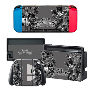 Super Smash Nintendo Switch Skins