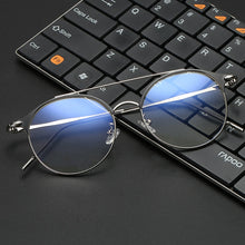 Load image into Gallery viewer, BluVoid Flat Top Round Computer Glasses