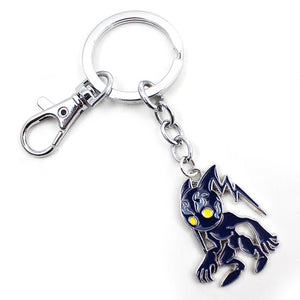 Kingdom Hearts Keychains