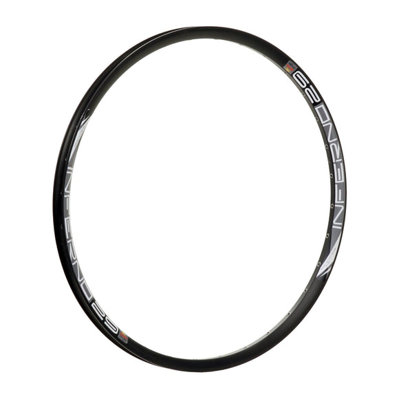Inferno 29 584 32P* Black Sleeved Rim