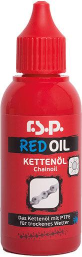 RSP Red Oil