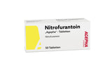 NITROFURANTOIN - TABLETTEN | NITROFURANTOIN - TABLETS PACK OF 50