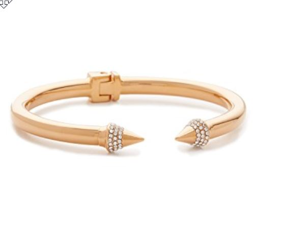 Vita Fede - Mini Titan Crystal Rose Gold Bracelet (pre-loved)