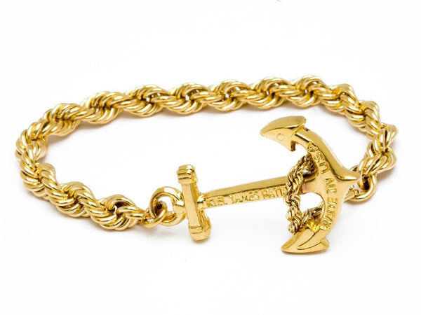 (PRE-ORDER) Castaway Collection - Normal Gold Bracelet