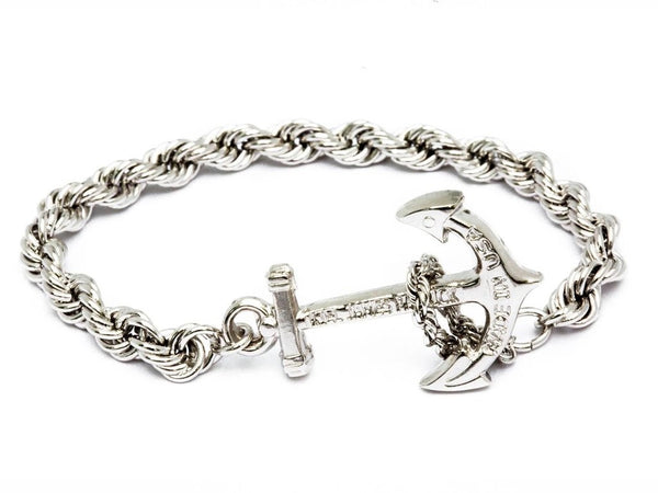 (PRE-ORDER) Castaway Collection - Normal Silver Bracelet