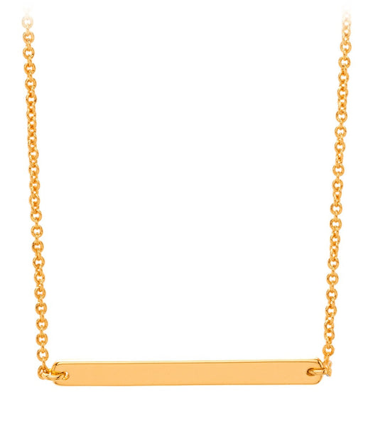 Asher Necklace  - Gold