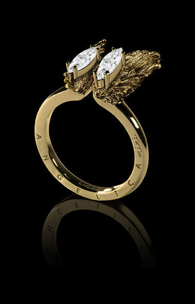 ANGELICA MINI RING - AURUM GOLD