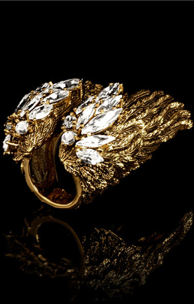 ANGELICA RING - AURUM GOLD