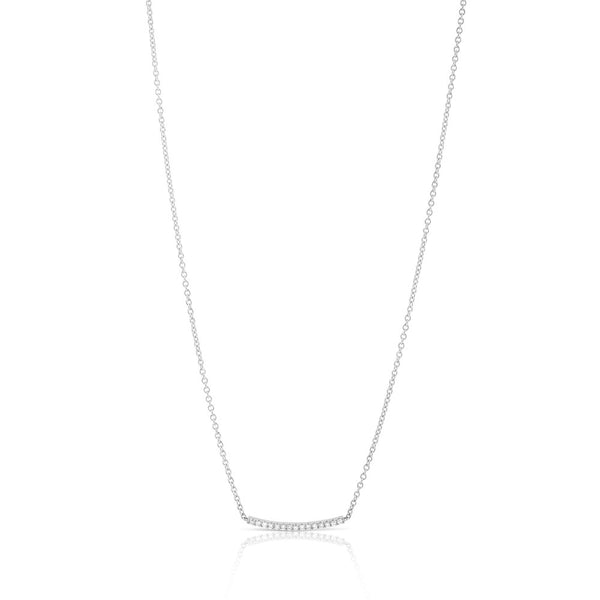 (PRE-ORDER) DIAMOND BAR NECKLACE