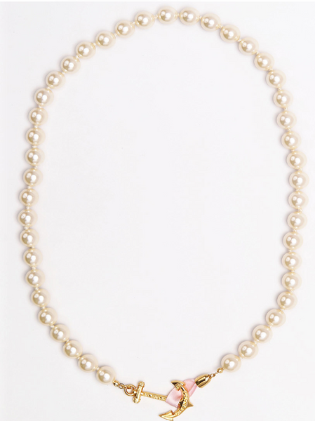 (PRE-ORDER) Pearl Collection - Aubrey Pearl Anchor