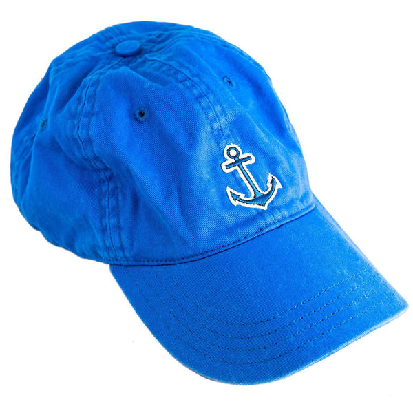 (PRE-ORDER) Cap Collection - Newport Harbor Blue