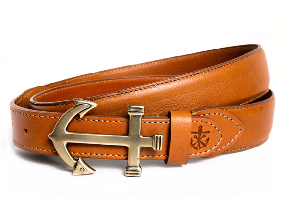 (PRE-ORDER) Captain's Anchor Belt Collection - Captain Fitzgerald