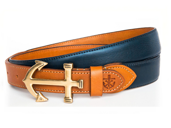 (PRE-ORDER) Captain's Anchor Belt Collection - Captain Gatsby