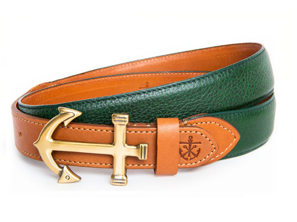 (PRE-ORDER) Captain's Anchor Belt Collection - Captain Hemingway